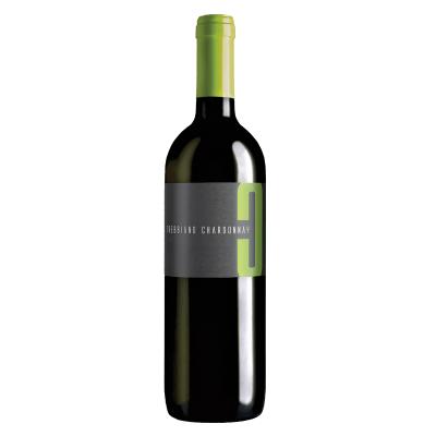 Trebbiano-Chardonnay wine