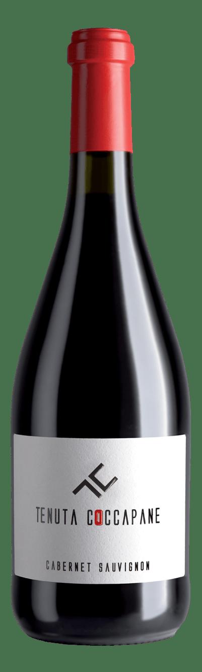 Cabernet Sauvignon red wine Emilia Romagna Tenuta Coccapane