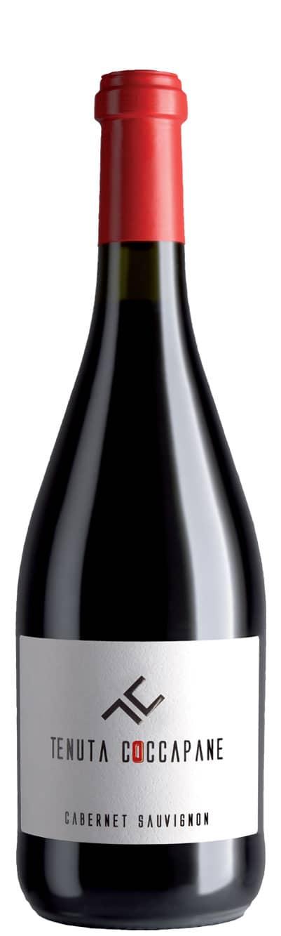 Cabernet Sauvignon vino rosso Emilia Romagna della cantina Tenuta Coccapane